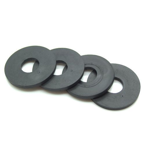 Black Rubber Washers, TPR Washers up to 37mm - Vital Parts